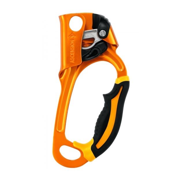 Зажим канатный Petzl Ascension правый_2